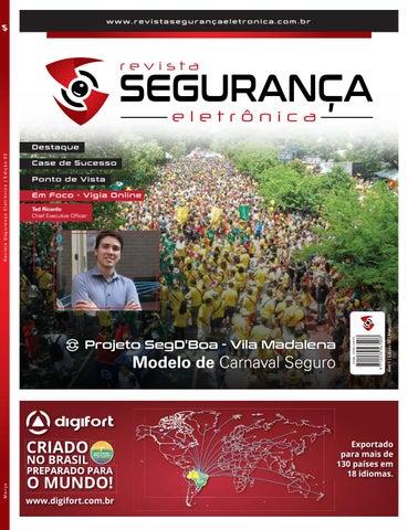Revista Segurança Eletrônica - Edição 02 - Março de 2017 by Revista ... 24aa3dbd63