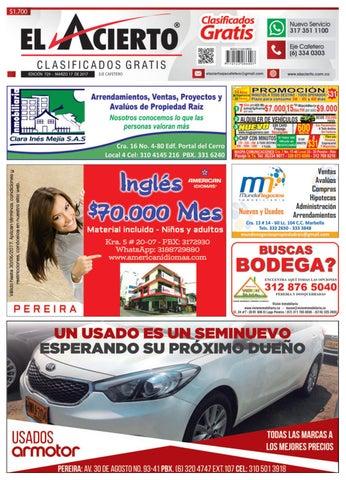 Pereira 729 17 de marzo 2017 by El Acierto - issuu 3c1567da19d