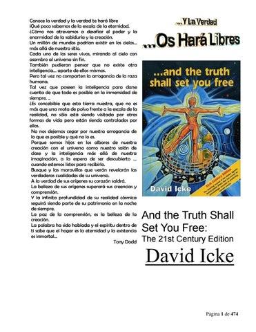 David Icke - Y la verdad os hará libres by Peter Dubovski - issuu