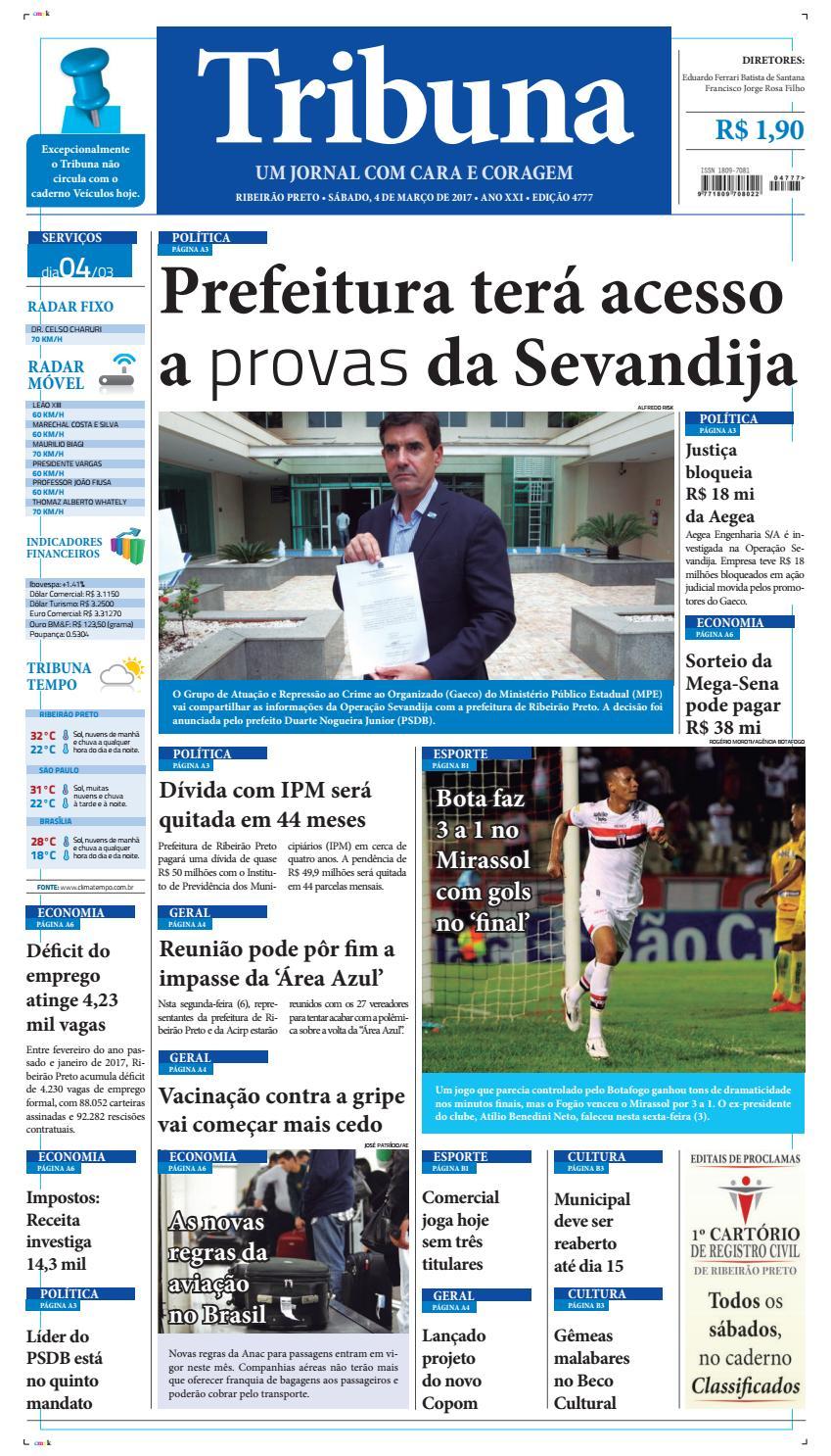 RIBEIRÃO PRETO • SÁBADO d5098583cc1