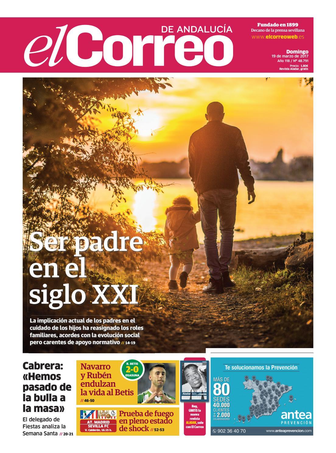 19 03 2017 El Correo De Andaluc A By El Correo De Andaluc A S L  # Muebles Sastre Viso Alcor