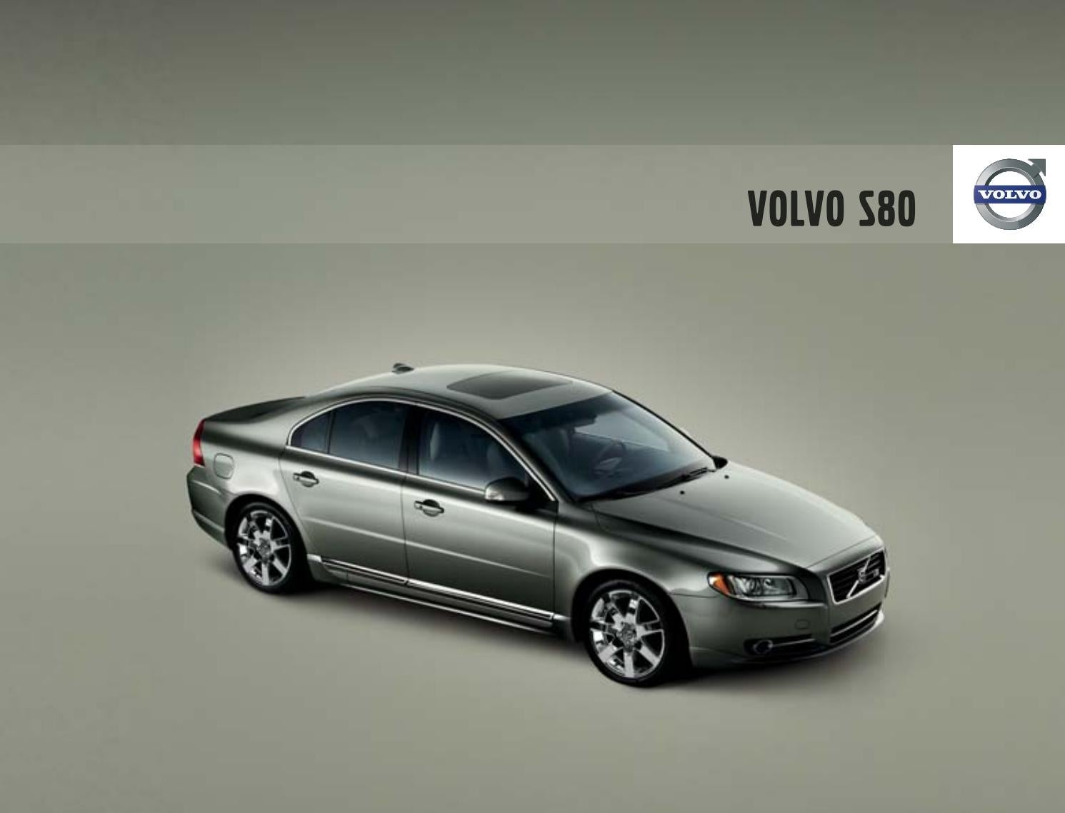 Volvo S80 Ultimate Protection Full Car Cover NEW