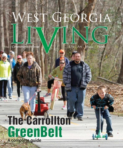 WGL Carrollton GreenBelt Commemorative Edition by Times-Georgian - issuu