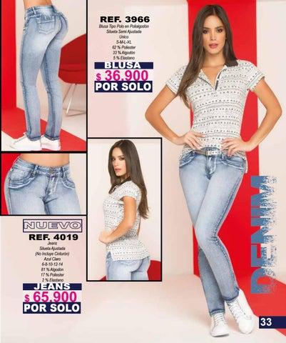 3ea9d41739 Ryocco Nueva Colecion 2017-3 by Katálogos Colombia - issuu