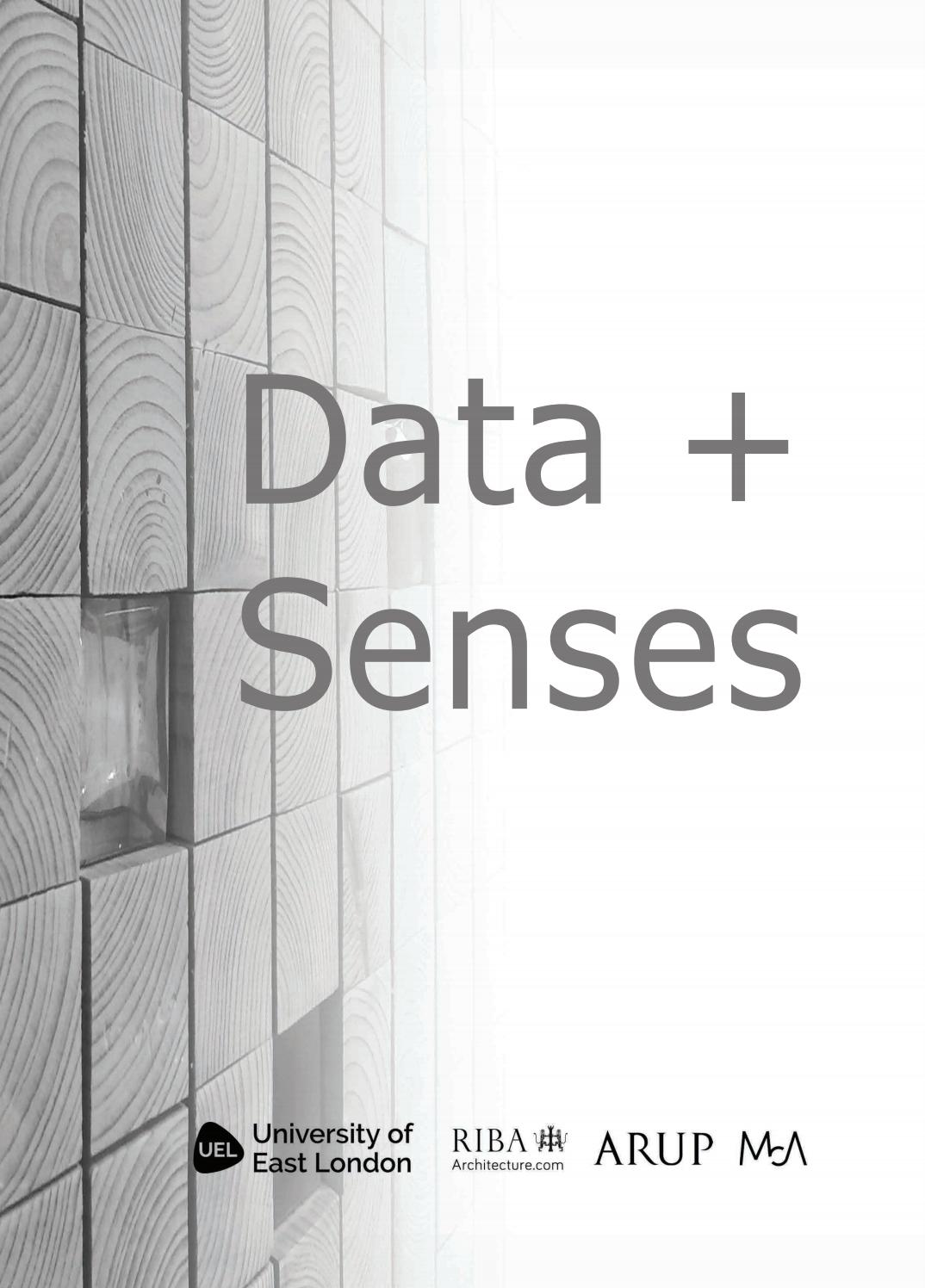 Data and senses architecture neuroscience and the for 5 senses in architecture
