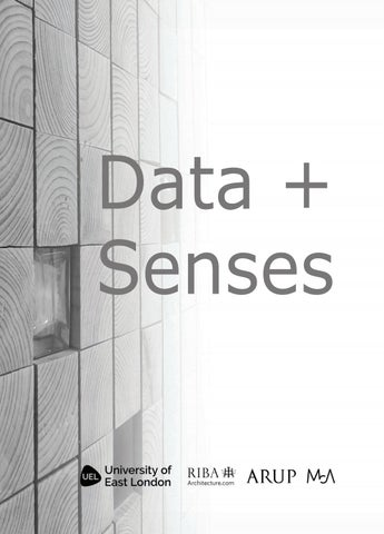 data and senses; architecture, neuroscience and the digital worlds