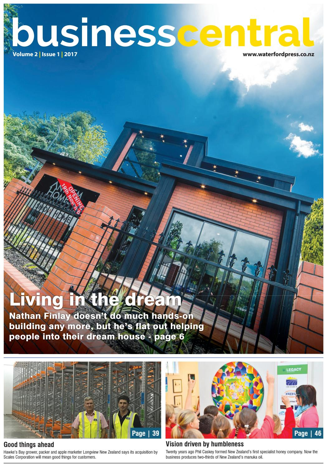 Business Central Autumn 2017 by Waterford Press Limited - issuu