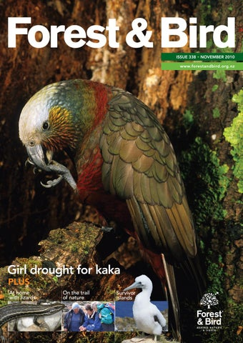 Forest Bird Magazine 338 Nov 2010 By