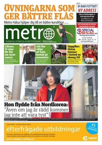 20170320 se goteborg by Metro Sweden - issuu d81da1eae051d
