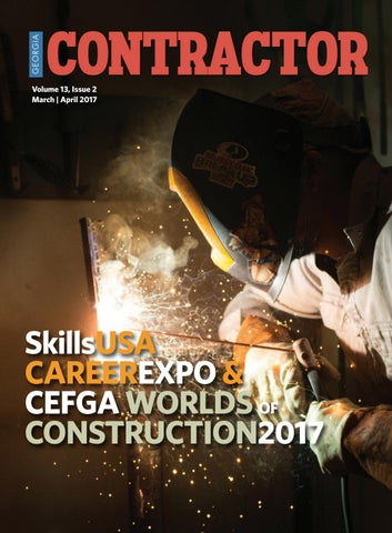 Georgia Contractor (March April 2017) by A4 Inc  - issuu