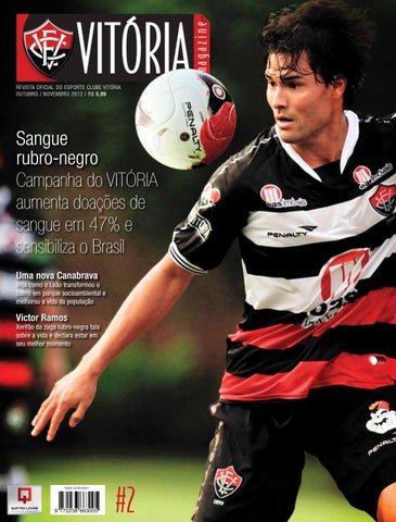 aa31a383c3 revista oficial do esporte clube vitória outubro   novembro 2012