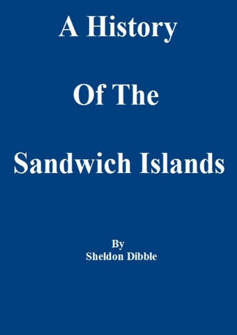 History of the sandwich islands 18431909 ed by helps page 1 fandeluxe Gallery