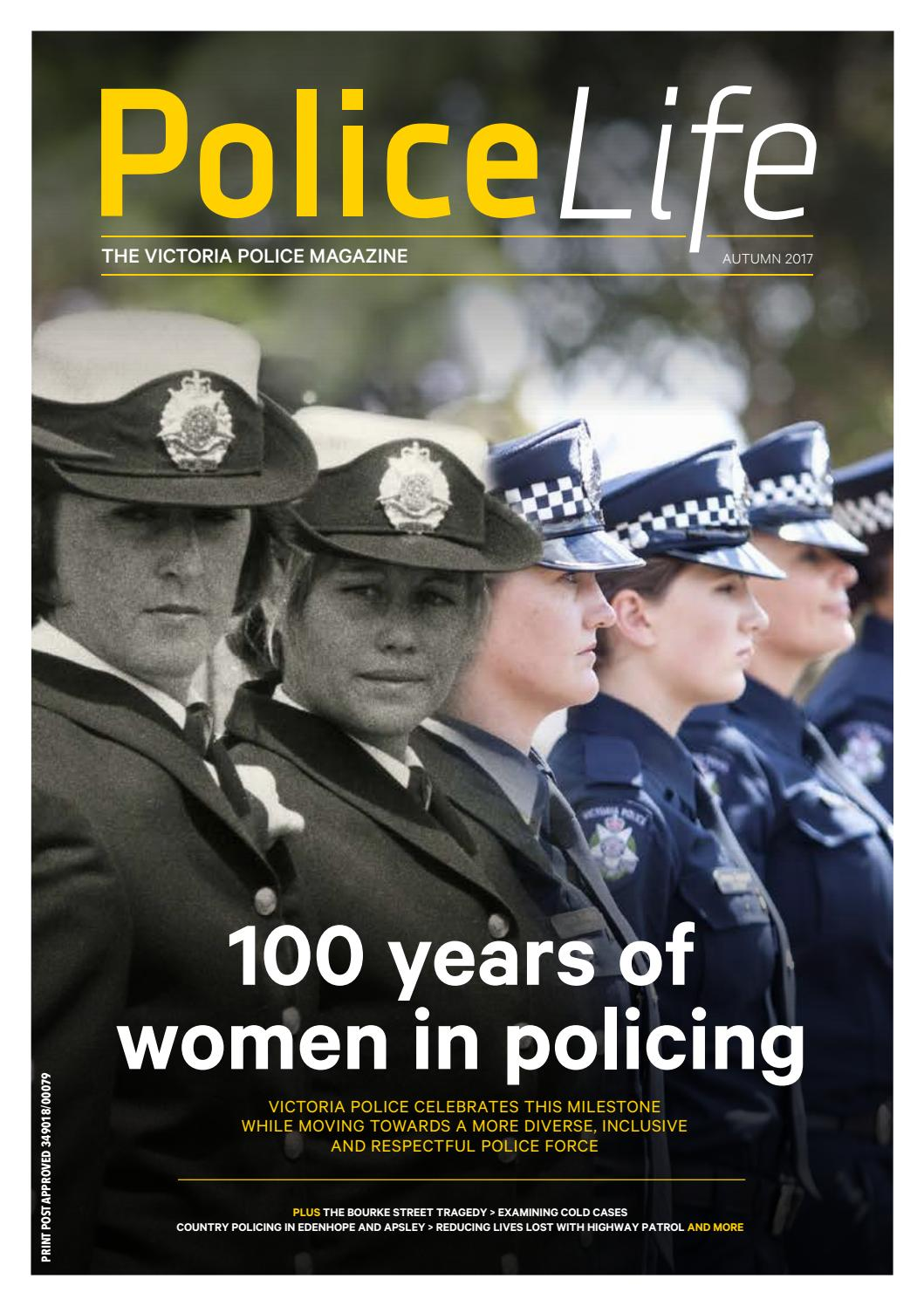 police life autumn 2017 by victoria police