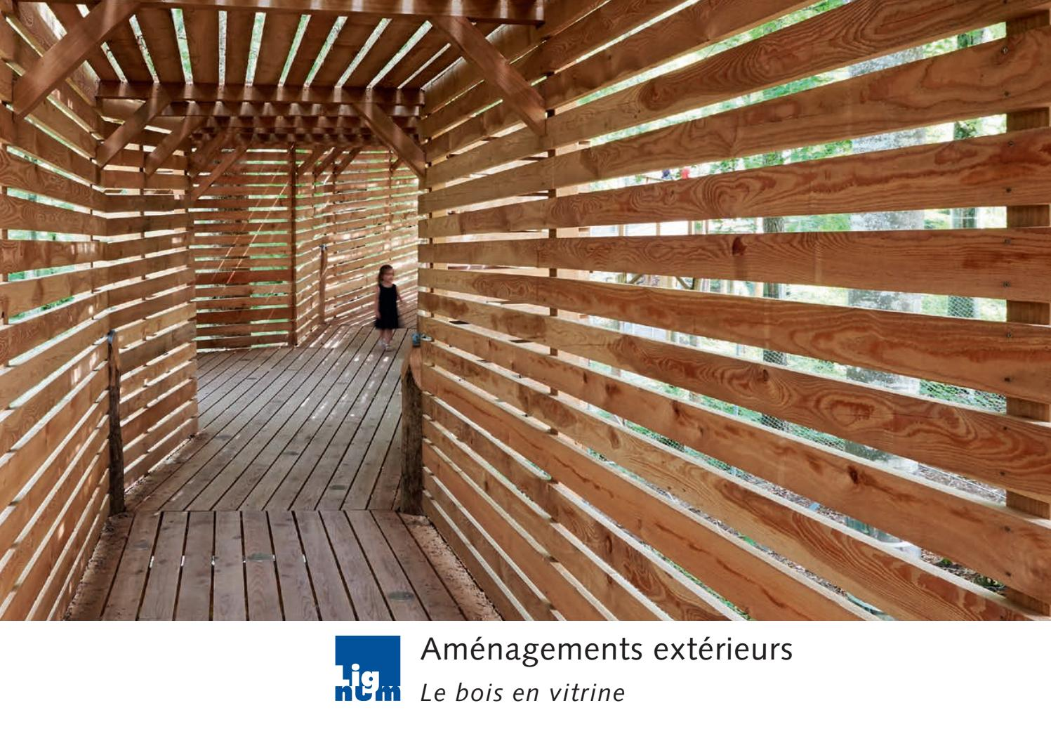 Aménagements Extérieurs By Cedotec Issuu