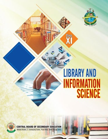 Library information science class xi by pramod arote issuu page 1 fandeluxe Choice Image