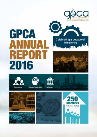 GPCA annual report 2016 by wesam issa - issuu