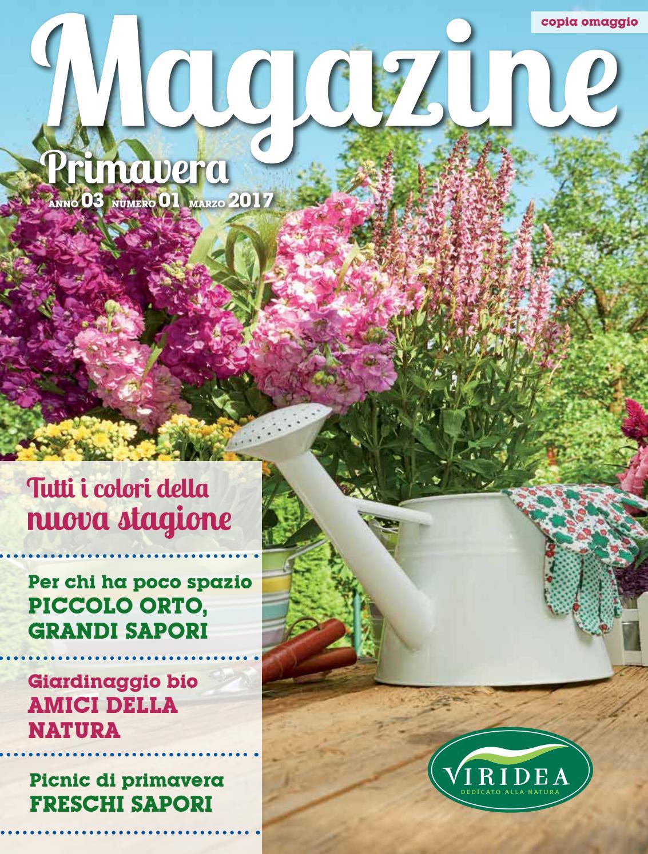 Allontanare Lucertole Dal Terrazzo magazine primavera | 01 | marzo 2017 by viridea società
