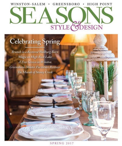 Seasons Style Design Spring 2017 By OHenry Magazine