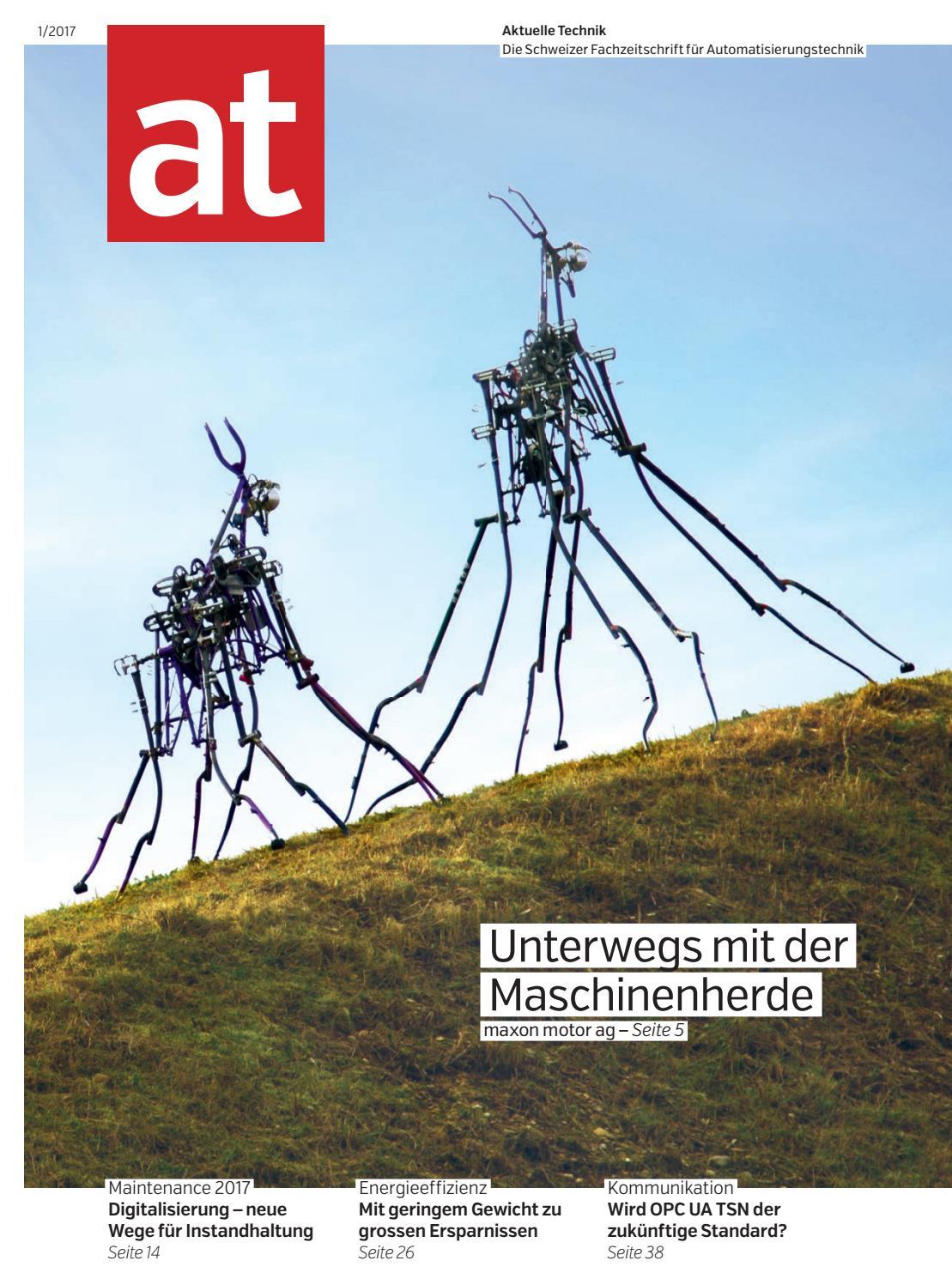 at - Aktuelle Technik 01 2017 by BL Verlag AG - issuu