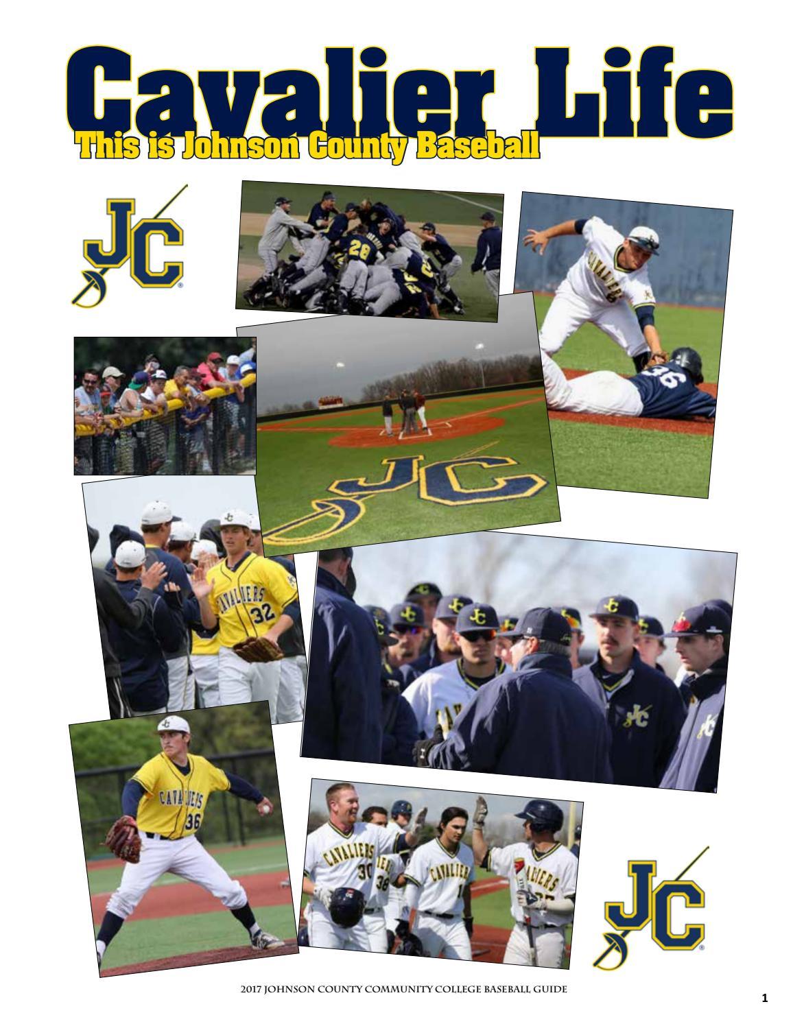 7223e8eab6c 2017 JCCC Baseball Guide by Chris Gray - issuu