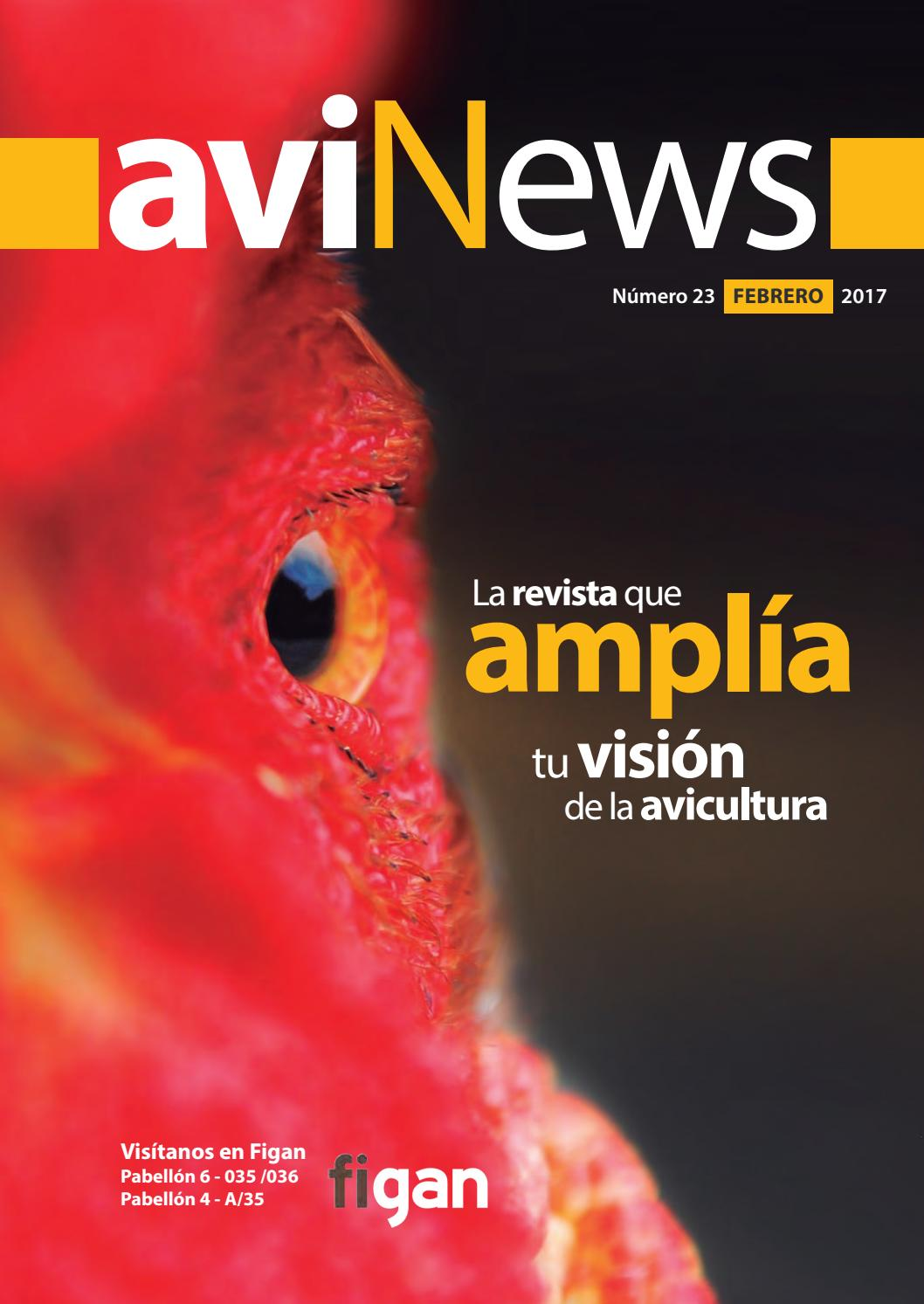Avinews feb17 by Grupo agriNews - issuu
