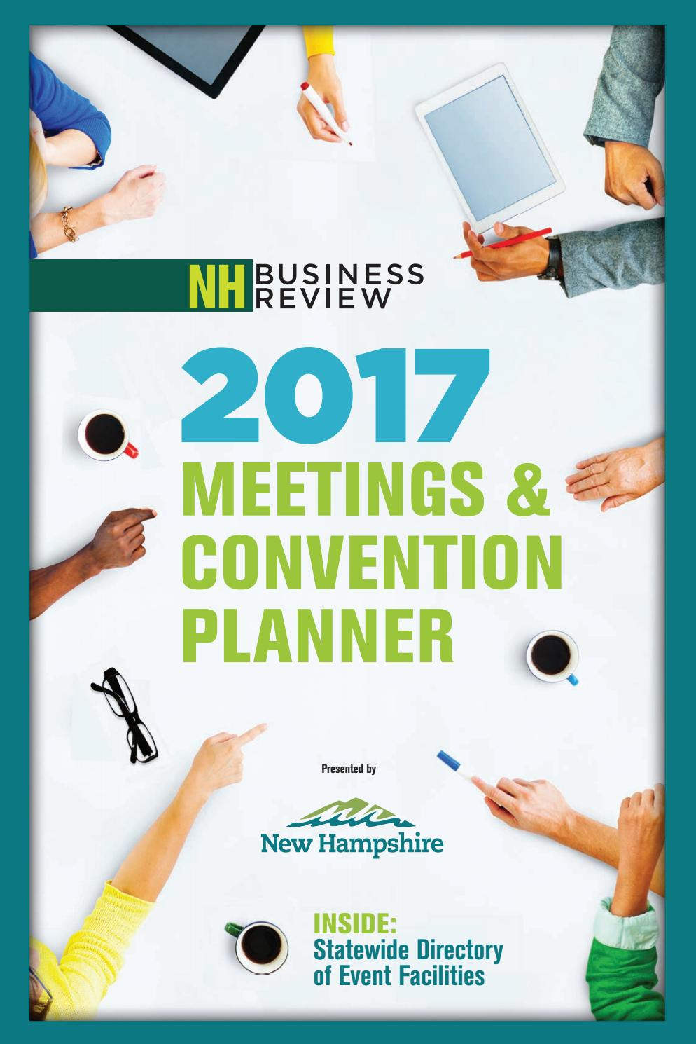 Nh meetings and conventions planner 2017 by mclean communications issuu