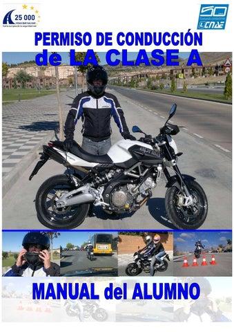 Clase Alumno2011 AManual La CenaePermiso Conducción Del De CxshQdtr