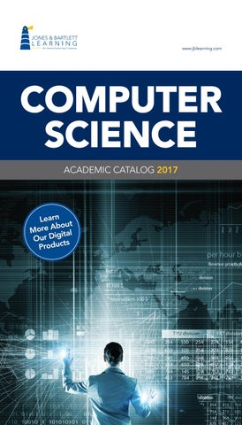 2017 computer science catalog by jones bartlett learning issuu page 1 fandeluxe Gallery