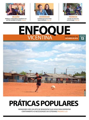 Enfoque Vicentina 13 by Jornalismo Unisinos - issuu c51674072712f