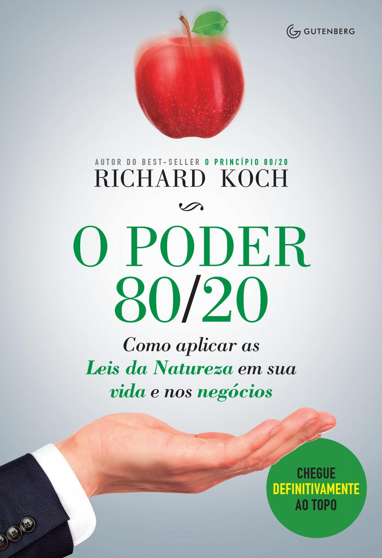 O poder 80 20 by grupo autentica issuu for Koch 80 20 principle