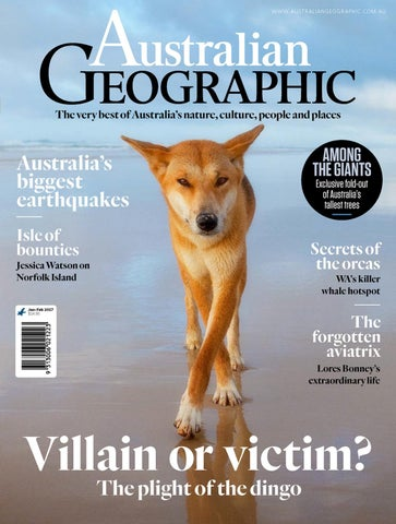 f4d4be1b2 Australian geographic january february 2017 magazine pdf org by ...