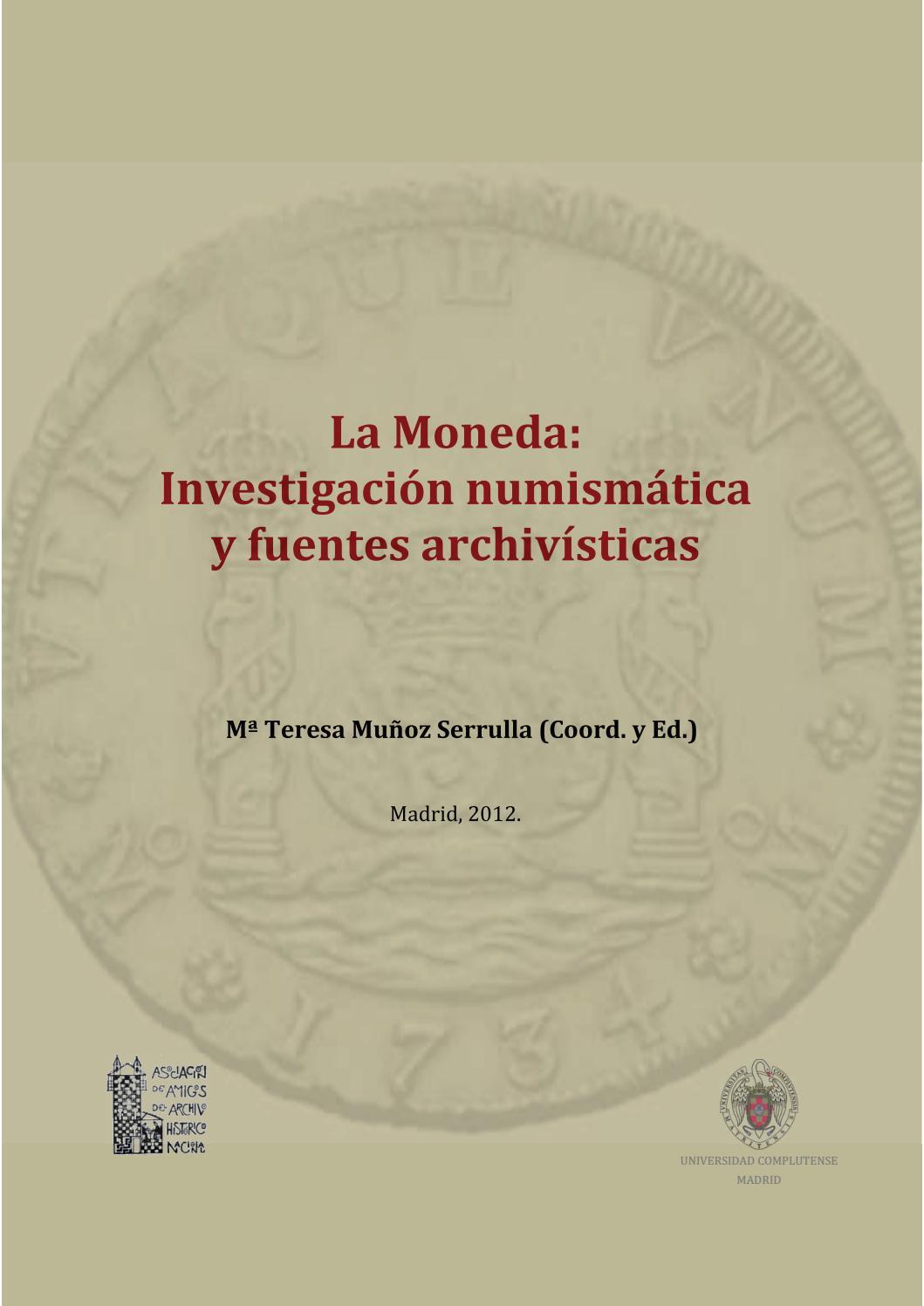 Muebles Semper Calatayud - La Moneda Investigaci N Numosm Tica Y Fuentes Archiv Sticas By [mjhdah]https://image.isu.pub/131126191211-428f4ab443336805174b3f13b3638c4d/jpg/page_1.jpg