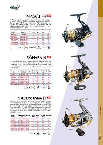 Shimano S E A Catalogue 2017/2018 by Shimano South East Asia
