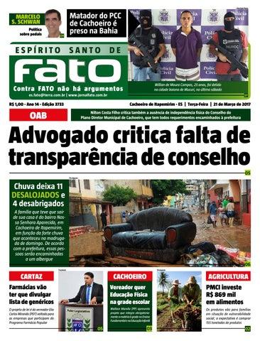 6a3e88167a6b3 Jornal fato 2103 17 by Jornal Fato - issuu