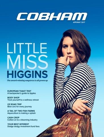 Cobham aprilmay 2017 by edge in flight magazines issuu page 1 stopboris Choice Image
