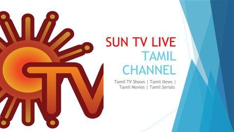 Sun tv live by Prinay Kumar - issuu