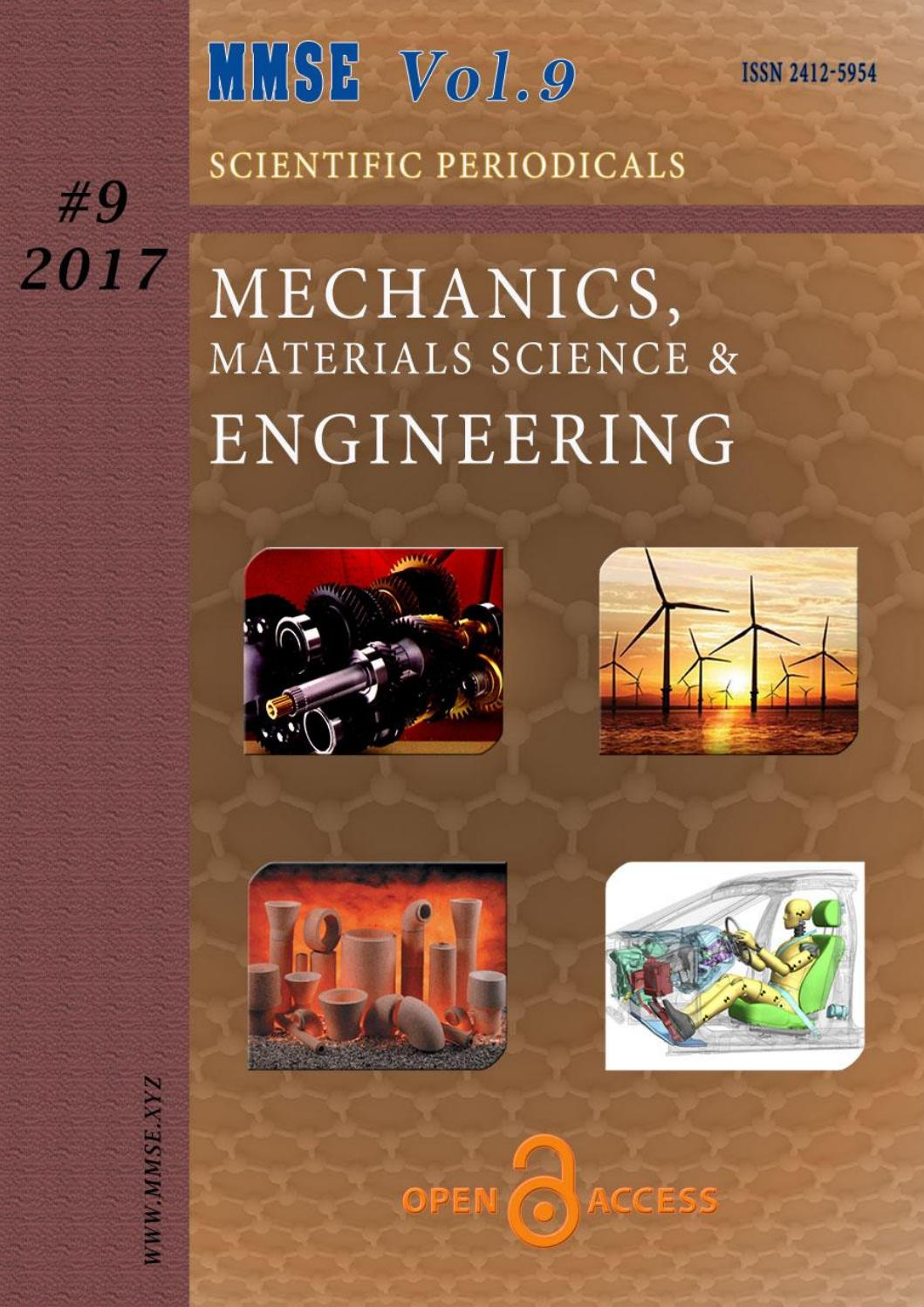 Mmse journal vol 9 iss 1 by MMSE Journal - issuu