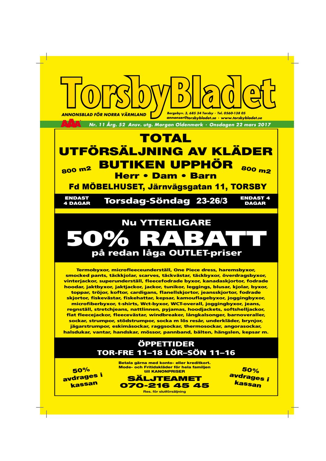 Vilket r ditt smultronstlle? - Torsbybladet
