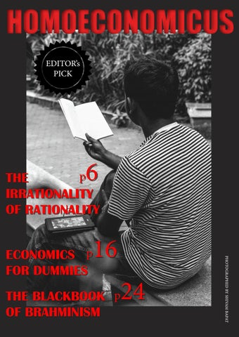Homoeconomicus 17 by homoeconomicus issuu page 1 fandeluxe Gallery
