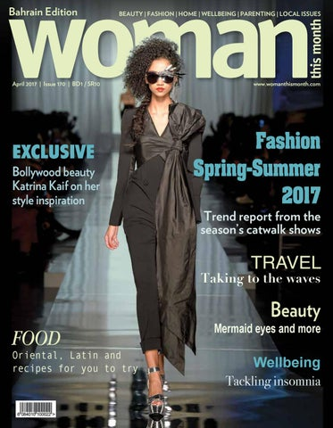 2ea179066c Woman This Month - April 2017 by Red House Marketing - issuu