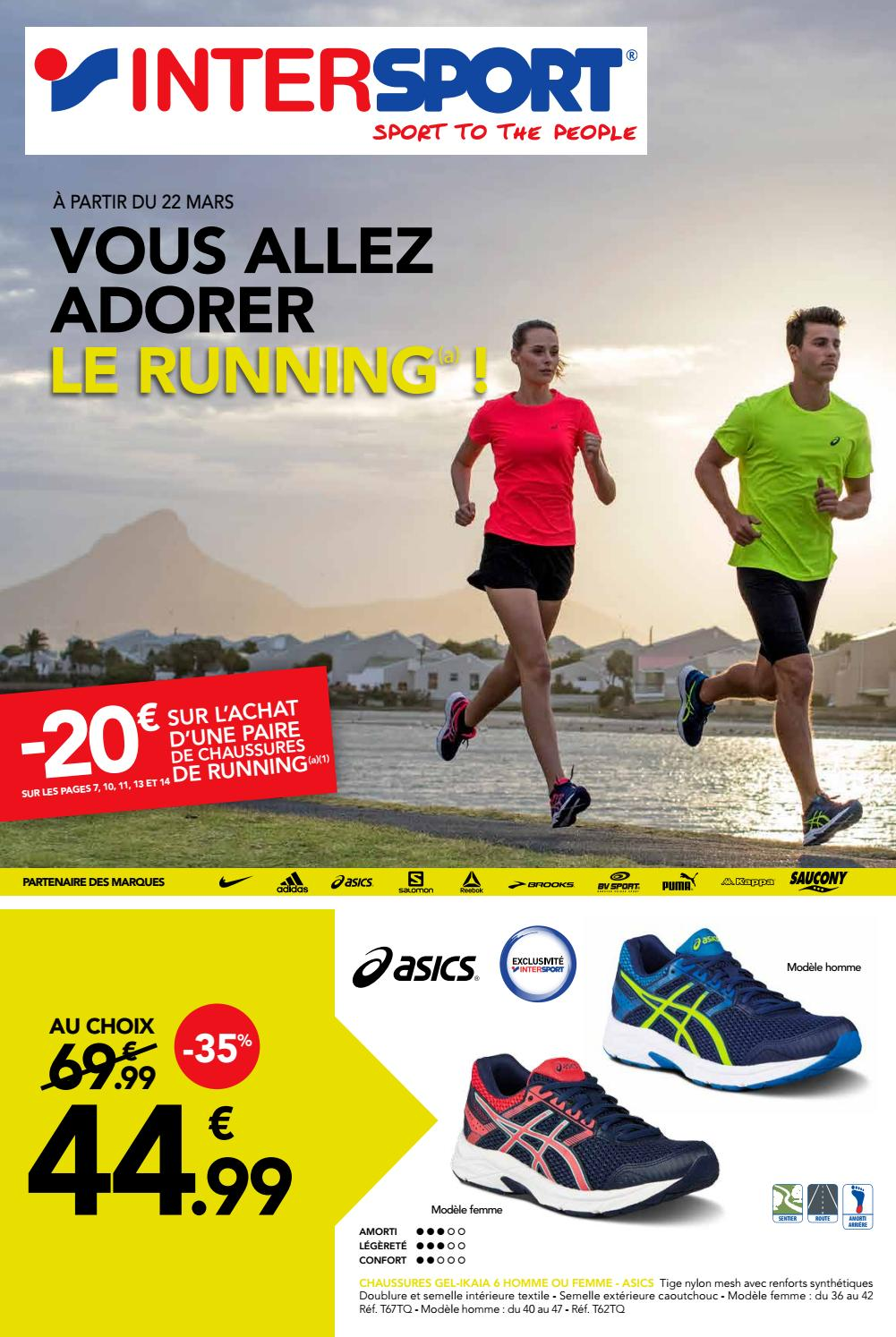 147cf076bfb INTERSPORT MONS – RUNNING (24 pages) by INTERSPORT France - issuu