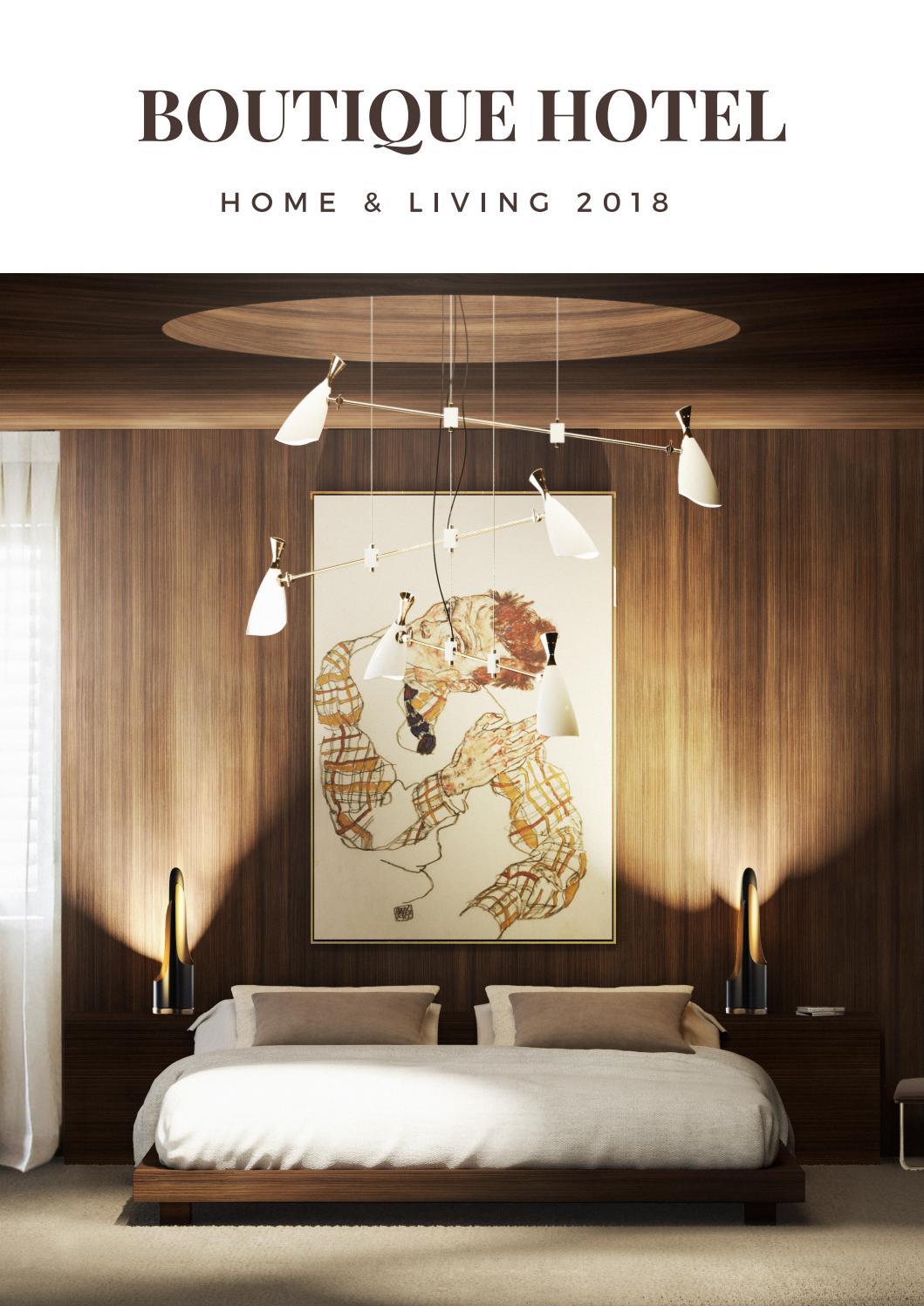 Boutique hotel home living 2018 by home living for Designhotel duderstadt