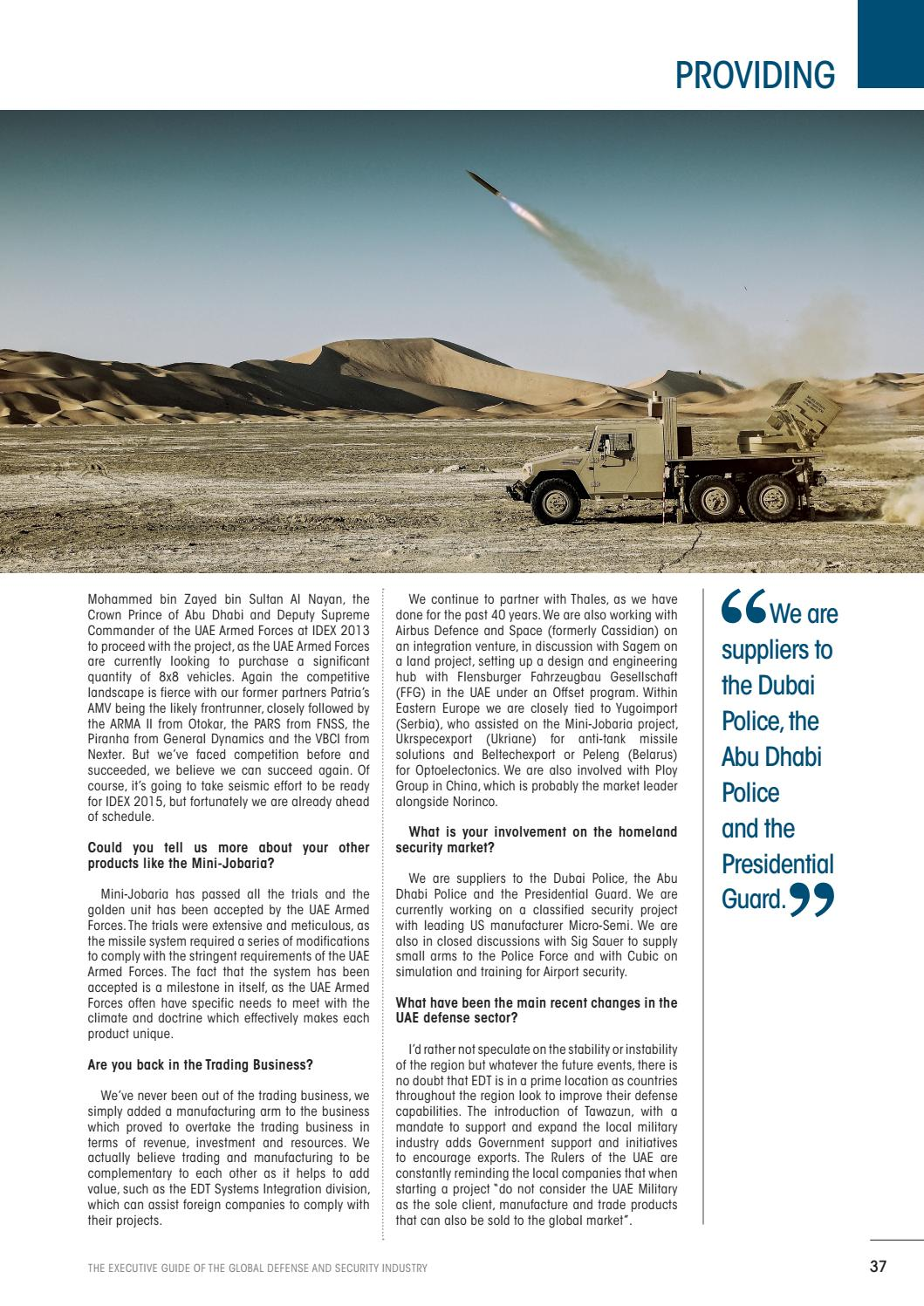 DL UAE by Defense Leaders - issuu
