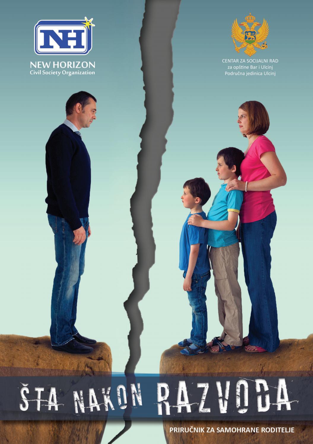 izbjegavajte druženje sa samohranim roditeljima