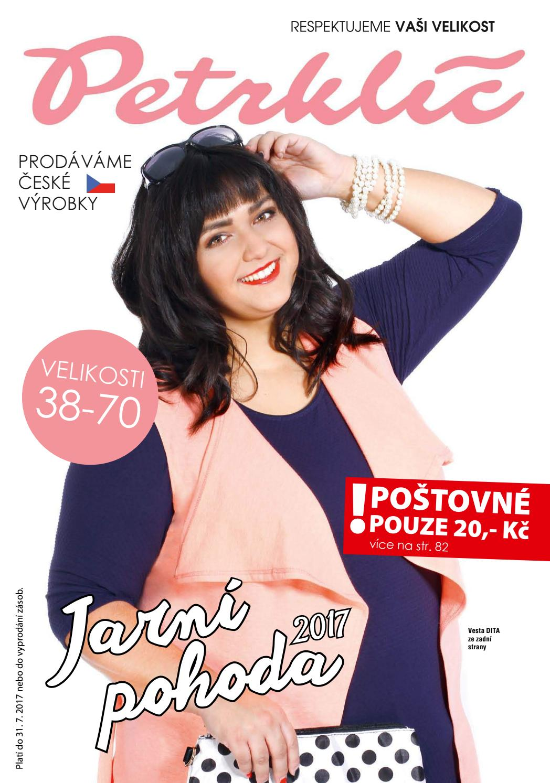 61b7d9a5e9d6 Petrklíč Spring 2017 by Plus Size Fashion World - issuu