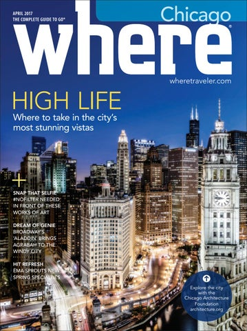 Where Chicago April 2017 by Morris Media Network - issuu