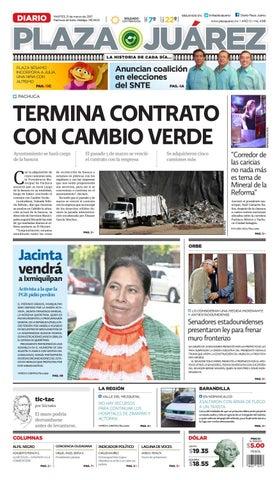 499218a1580e2 21 03 17 by Diario Plaza Juárez - issuu