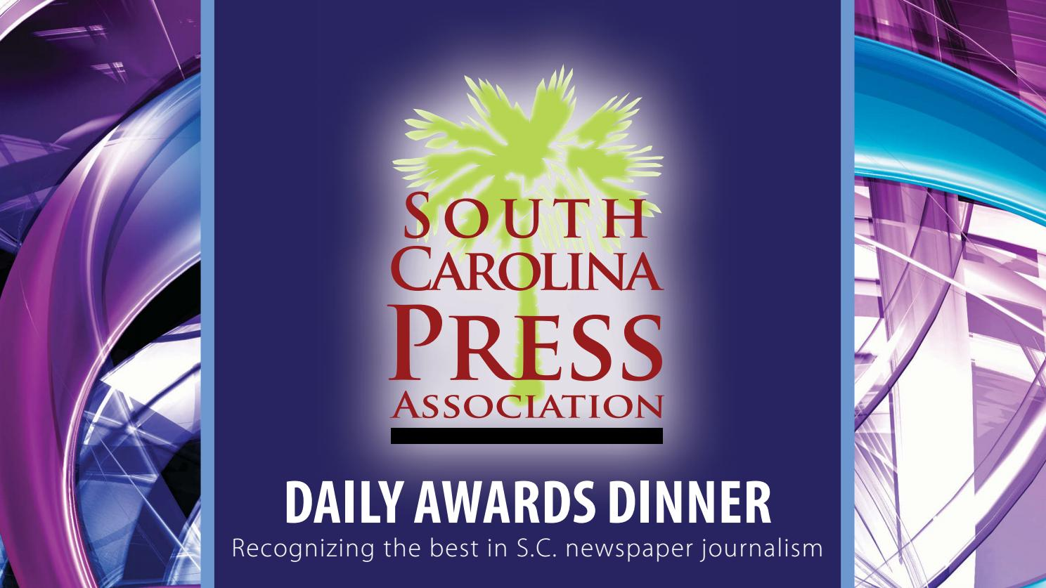 2017Daily Awards Dinner Digital Presentation by S.C. Press Association -  issuu ce69d966016b