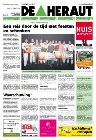 d29bdbd8404d9b Heraut week 12 2017 by Nieuwsblad De Heraut - issuu