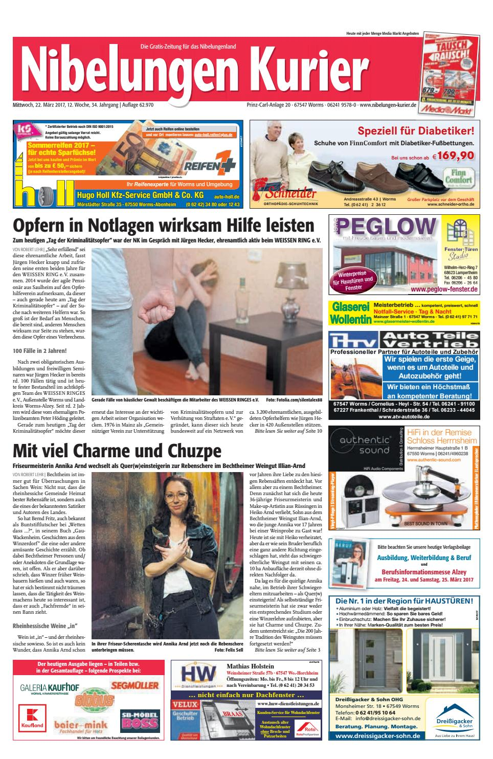 12mi17 nibelungen kurier by nibelungen kurier issuu. Black Bedroom Furniture Sets. Home Design Ideas